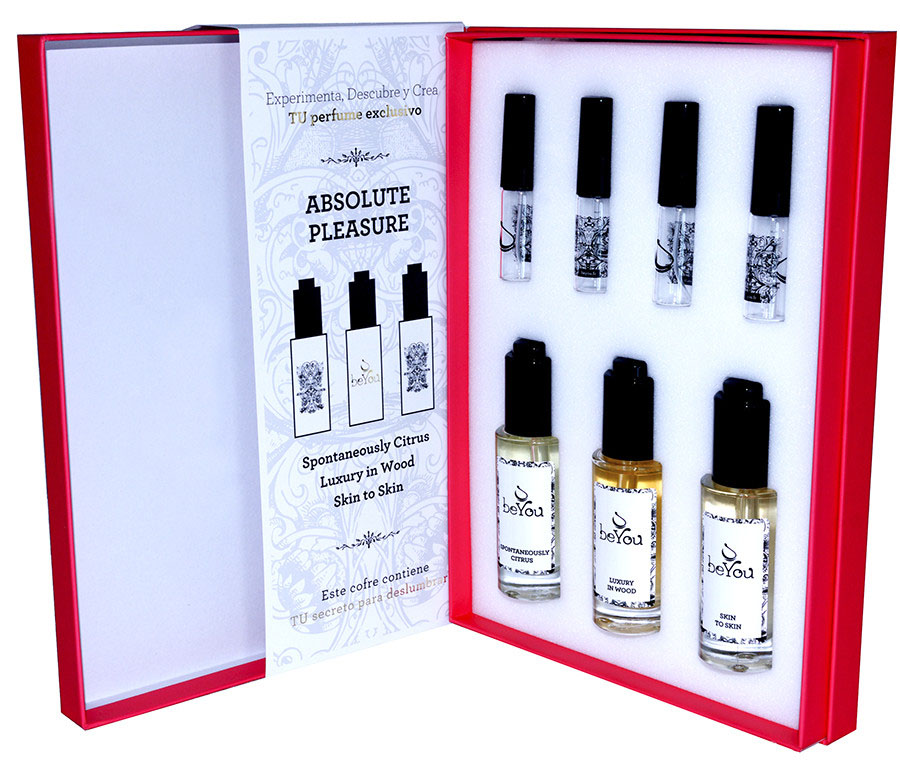 crea tu perfume personalizado Absolute Pleasure