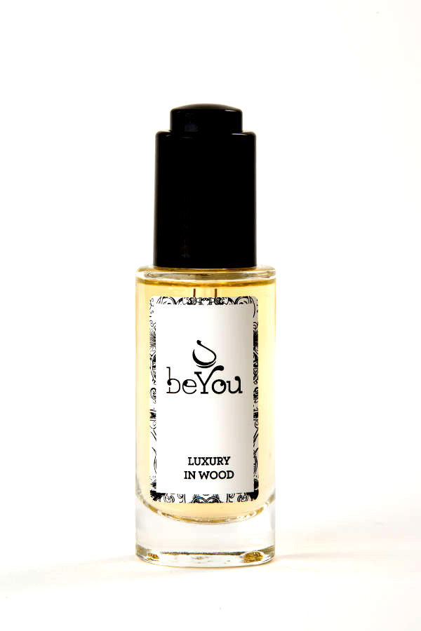 Ingredients: Cedar, patchouli and vetiver