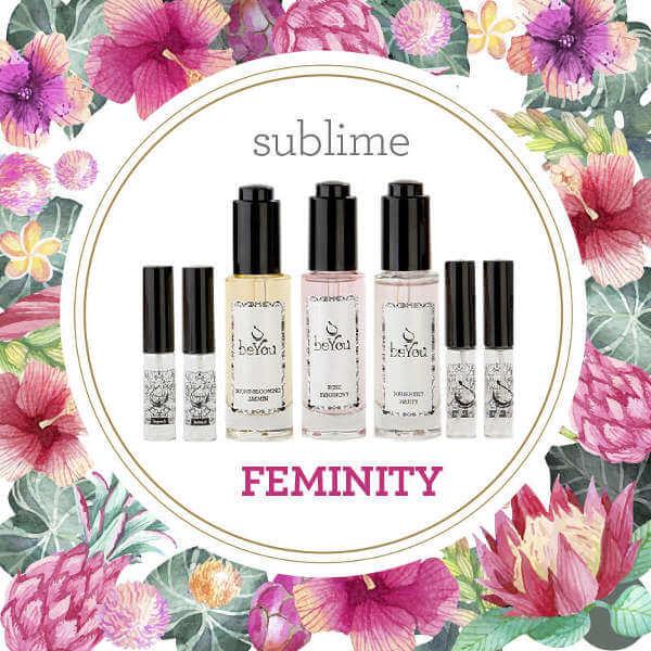 sublime femininity