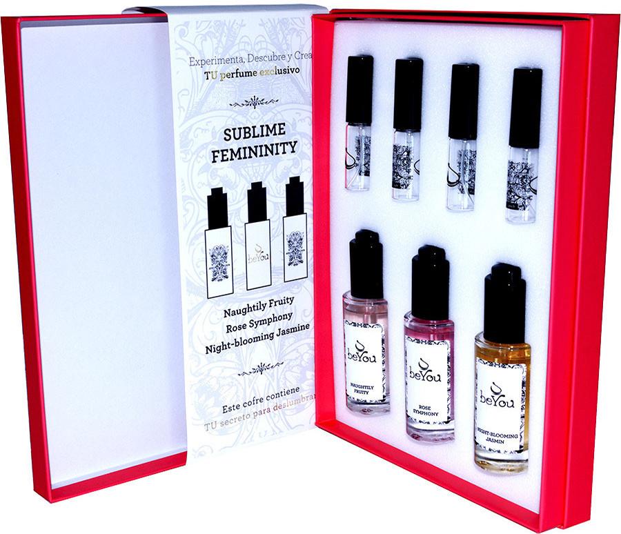sublime femininity kit perfumería